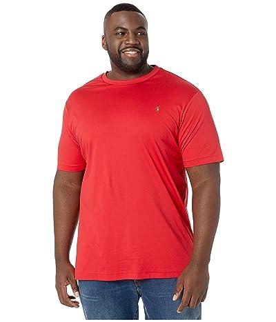 Polo Ralph Lauren Big & Tall Big Tall Short Sleeve Soft Cotton T-Shirt (RL 2000 Red) Men