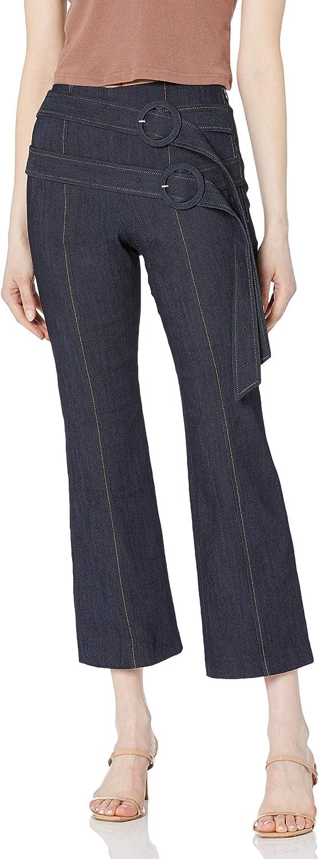 Cinq a Sept Women's Denim Cropped Jessi Pant