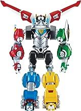 Voltron Combination Lion Bundle Action Figures, Black/Yellow/Red/Green/Blue
