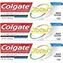 3-Count Colgate Toothpaste (Deep Clean/Advanced Fresh/Advanced Whitening)