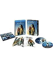 アクアマン 3D&2Dブルーレイセット (初回仕様/2枚組/ブックレット&キャラクターステッカー付) [Blu-ray]