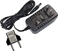 HQRP Battery Charger works with Bissell 2031257 203-1257 203-2621 2032621 TL01C-105020U 2880 SERIES 2880W 2880A 2880B 2880C 2880D 2880K 2880Q 2880T Sweep Turbo Vac Vacuum AC Adapter