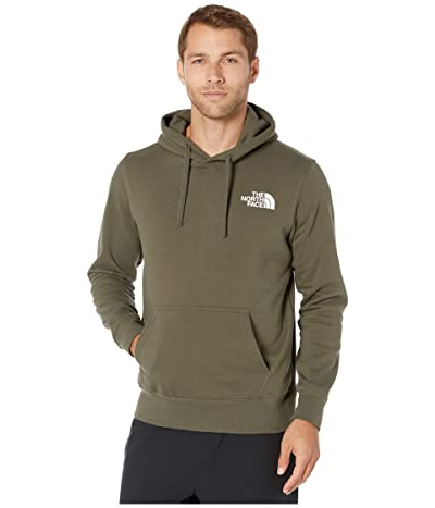 The North Face Red Box Pullover Hoodie (New Taupe Green) Men