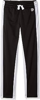 Southpole Boys' Big Athletic Track Pants Open Bottom