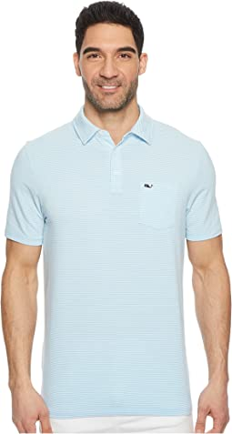 Vineyard Vines - Edgartown Feeder Stripe Polo