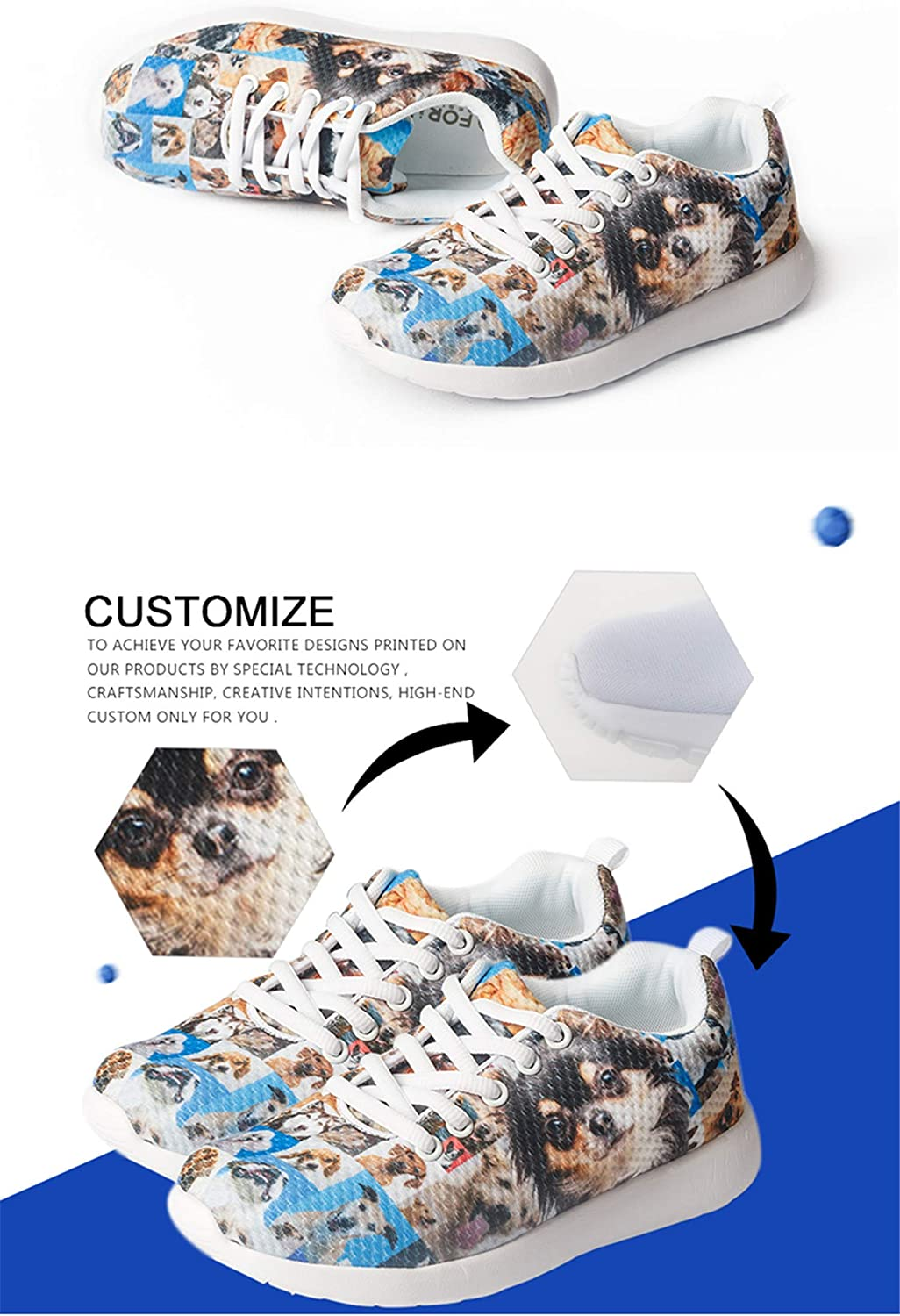 chaqlin Fashion Sneakers for Kids Boys Girls Sneakers Casual Running Shoes Footwear Galaxy Pattern Multi Colored