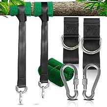 N/H Tree Swing Straps Hanging Kit, 5FT Long Hammock...