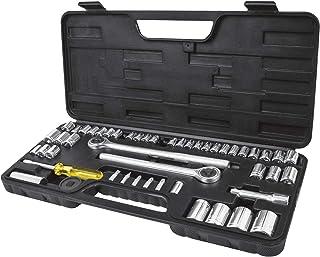 Pretul SET-51, Set de herramientas para mecánica, 51 piezas