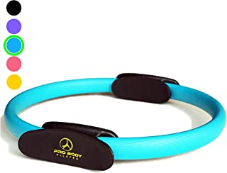 Pilates Ring – Superior Unbreakable Fitness Magic Circle for Toning Thighs, Abs and Legs