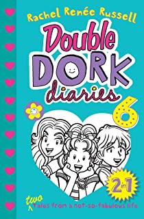 Double Dork Diaries #6: Frenemies Forever and Crush Catastrophe
