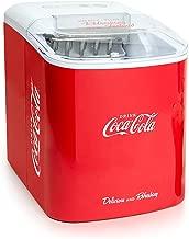 Nostalgia ICMCOKE Coca-Cola Ice Cube Maker, Red