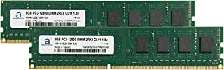 Adamanta 16 GB ( 2 x 8gb )メモリアップグレードfor Asus p8z68 - V / gen3 ddr3 1600 pc3 – 12800 cl11 DIMM 2rx8 1.5 V RAM