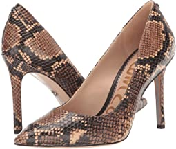 Hazelnut Snake Tropical Snake Print Leather