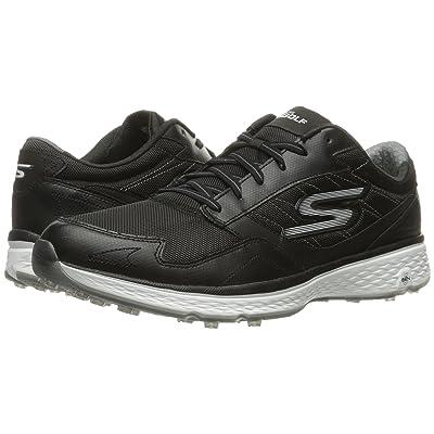 SKECHERS Go Golf Fairway (Black/White) Men