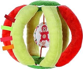 Dell Latitude 333854 - 软球,带游戏功能,Zumba 猴子,红色/绿色