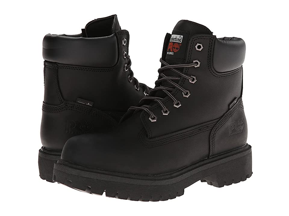 Timberland PRO Direct Attach 6 Soft Toe (After Dark Full-Grain Leather) Men