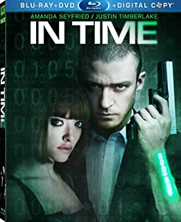 In Time [Blu-ray + DVD + Digital copy]