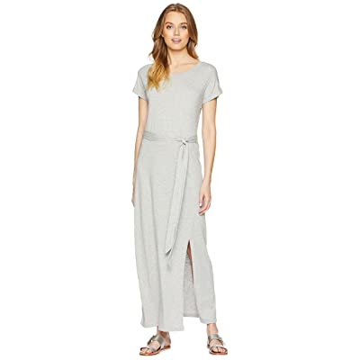Sanctuary Isle T-Shirt Maxi Dress (Heather Grey) Women