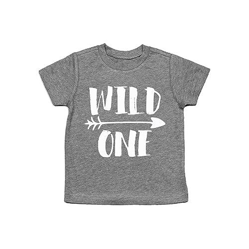 bb58c05e27b6 Wild One 1st Birthday Shirt First Birthday Top