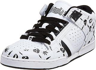 Osiris Men's South Bronx Sneaker,7 Deadly Sins/White,5.5 M