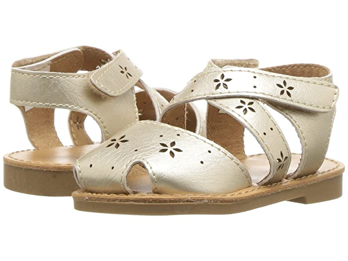 b89360b5c314f First Steps Sandal with Cut Outs (Infant/Toddler)