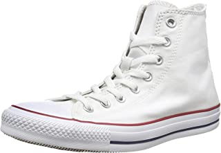 Converse Chuck Taylor All Star Hi Optical Blanc Canvas