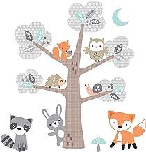 Bedtime Originals Woodland Friends - Adhesivos decorativos para pared, multicolor
