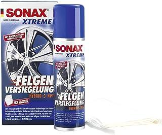 SONAX XTREME velgenverzegeling (250 ml) met zelfreinigende eigenschappen door vuilafstotende uitrusting van de behandelde ...
