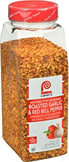 Lawry's Roasted Garlic and Red Bell Pepper Monterey Style Seasoning, 21 oz