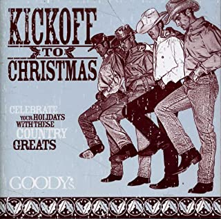 Kickoff To Christmas - Celebrate Your Holidays With These Country Greats