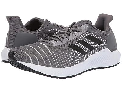 adidas Running Solar Ride (Grey Four/Core Black/Legend Ink) Men
