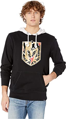 Vegas Golden Knights Patchwork Headline Hoodie