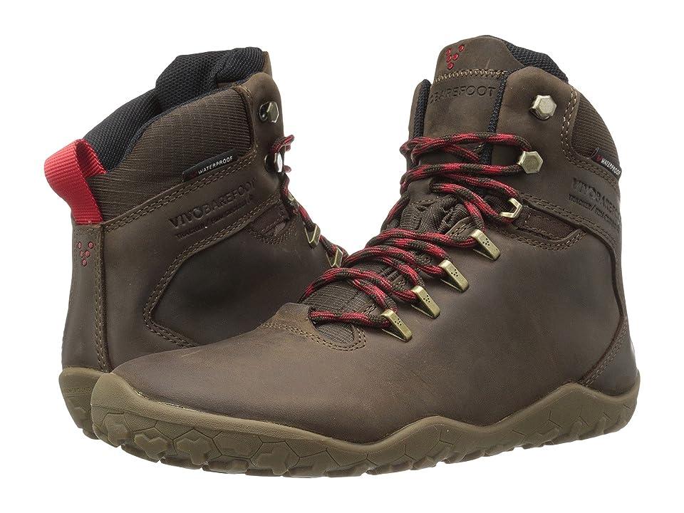 Vivobarefoot Tracker Firm Ground (Dark Brown) Men