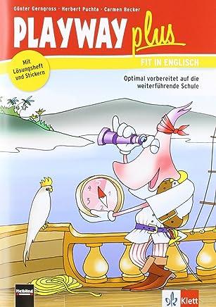 Playway Für Englisch ab Klasse 1 Teil 4 Plus Fit in Englisch by Günter Gerngross,Herbert Puchta