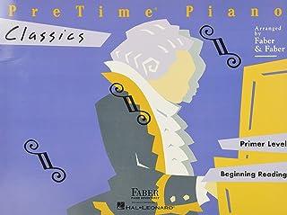 Pretime Piano Classics Primer Level: Primer Level