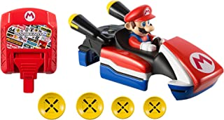 Hot Wheels AI Mario DLX Shell & Expansion Card Kit