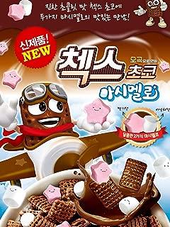 [Korea Limited] Kellogg's chex Chocolate Marshmallow Cereal/chocos cereal / choco cereal / Korean cereals