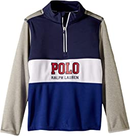 Performance 1/2 Zip Pullover (Little Kids/Big Kids)