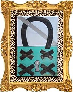 Museo Pikassa Marbella. Simbolo Gioiello Lucchetto Tiffany Quattro Croci