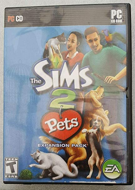 The Sims 2 Pets Expansion Pack Pc Video Games