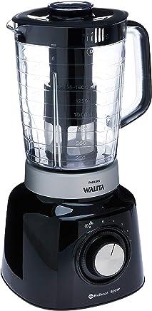 Liquidificador Walita Viva Problend 6 Duravita,Philips RI2135/91, Preto, 110V