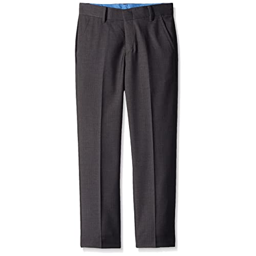 ee20b5c2c4ad4 IZOD Boys' Patterned Flat Front Dress Pant