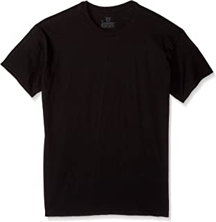 Mens Tagless 100% Cotton T-Shirt
