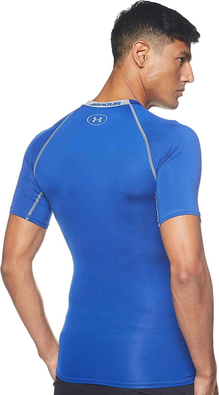 Under Armour Ua Heatgear Short Sleeve Camiseta Hombre
