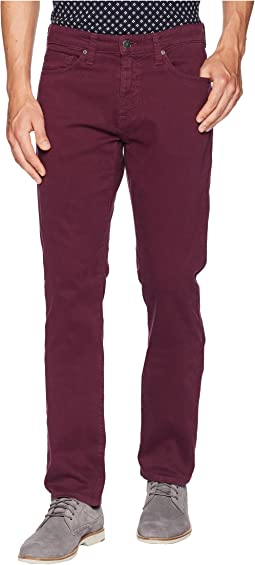 Rinson Twill Rocker Fit in Grape Wine