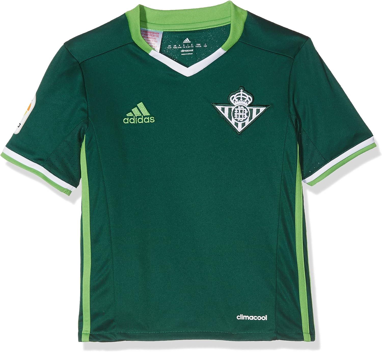 idea de nuevo que te diviertas  adidas 2ª Equipación Betis FC Camiseta, Hombre: Amazon.es: Ropa y accesorios