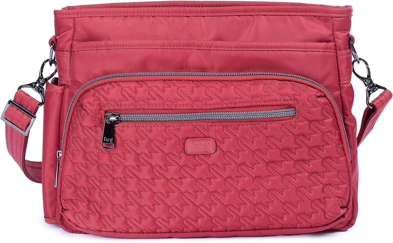 Lug Women's Shimmy SE, Rosewood RED, One Size