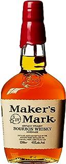 "Maker""s Mark Handgemachter Kentucky Straight Bourbon Whisky, 45% Vol, 1 x 1l"