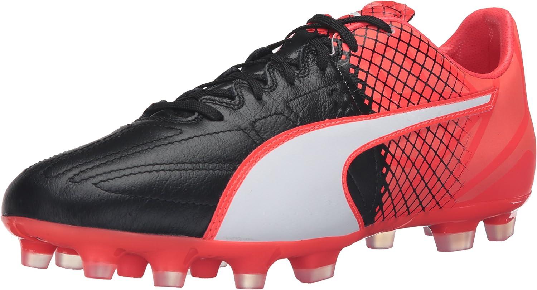 PUMA Mens Evospeed 3.5 LTH Ag Soccer shoes