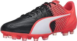PUMA Men's Evospeed 3.5 Lth AG Soccer Shoe